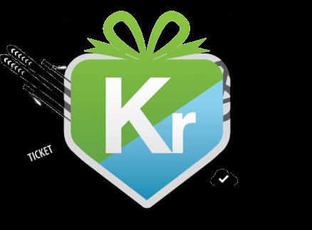Kred Reward Center