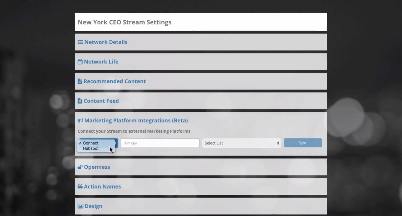 KredStream HubSpot Integrations